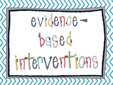 evidence based methods of instruction