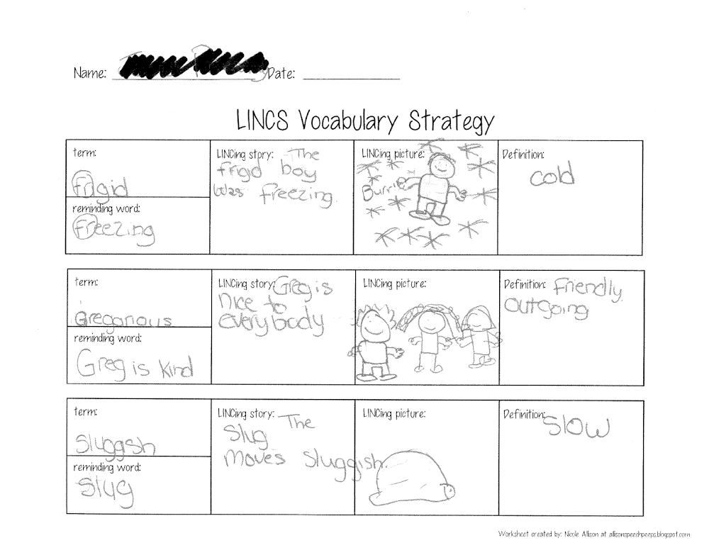 Lincs Vocabulary Template Related Keywords & Suggestions - Lincs ...