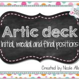 artic deck