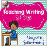 Teaching Writing Series