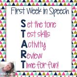 first week