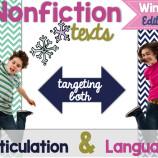Winter Nonfiction AL